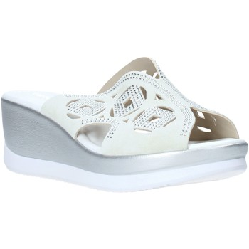 Zapatos Mujer Zuecos (Mules) Valleverde 32150 Blanco