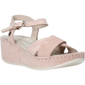 Zapatos Mujer Sandalias Lumberjack SW83606 001 D01 Rosado