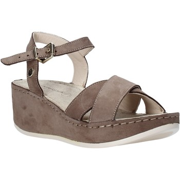 Zapatos Mujer Sandalias Lumberjack SW83606 001 D01 Marrón