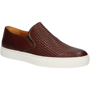 Zapatos Hombre Slip on Rogers 2236B Marrón