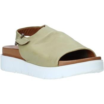 Zapatos Mujer Sandalias Bueno Shoes 9N3404 Verde