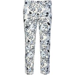 textil Mujer Pantalones chinos Café Noir JP242 Negro