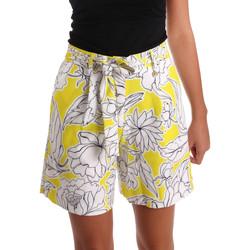 textil Mujer Shorts / Bermudas Y Not? 17PEY003 Amarillo