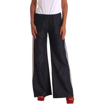 textil Mujer Vaqueros bootcut Denny Rose 73DR22004 Azul