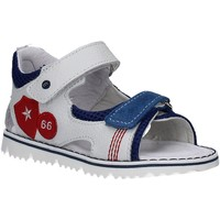 Zapatos Niños Sandalias Melania ME8053B7E.B Blanco