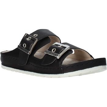 Zapatos Mujer Zuecos (Mules) Lumberjack SW83506 001 B01 Negro