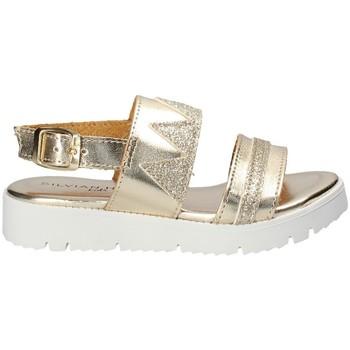 Zapatos Niña Sandalias Silvian Heach SH-S18-S28 Amarillo