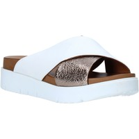 Zapatos Mujer Zuecos (Mules) Bueno Shoes N3408 Blanco