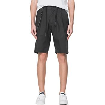 textil Hombre Shorts / Bermudas Antony Morato MMSH00157 FA900118 Negro