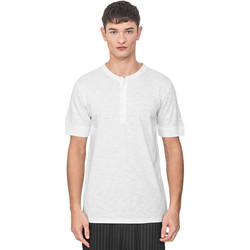 textil Hombre Camisetas manga corta Antony Morato MMKS01725 FA100139 Blanco
