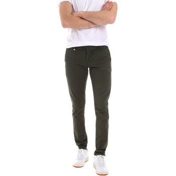 textil Hombre Pantalones chinos Antony Morato MMTR00496 FA800129 Verde