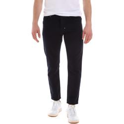 textil Hombre Pantalones con 5 bolsillos Antony Morato MMTR00502 FA900123 Azul