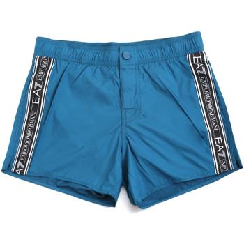 textil Hombre Bañadores Ea7 Emporio Armani 902039 0P734 Azul