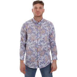 textil Hombre Camisas manga larga Sseinse CE502SS Azul