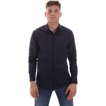 textil Hombre Camisas manga larga Sseinse CE506SS Azul