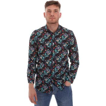 textil Hombre Camisas manga larga Sseinse CE509SS Azul