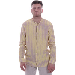 textil Hombre Camisas manga larga Sseinse CE534SS Beige