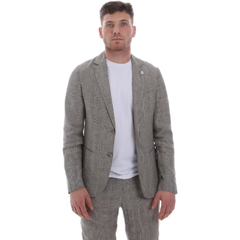 textil Hombre Chaquetas / Americana Sseinse GAE561SS Marrón