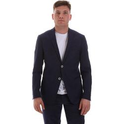 textil Hombre Chaquetas / Americana Sseinse GAE569SS Azul