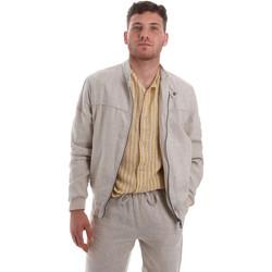 textil Hombre cazadoras Sseinse GBE575SS Beige