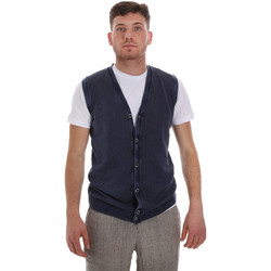 textil Hombre Chaquetas de punto Sseinse ME1512SS Azul