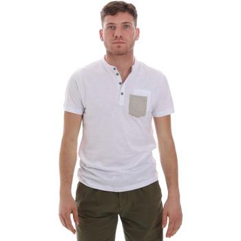 textil Hombre Camisetas manga corta Sseinse ME1600SS Blanco