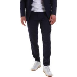 textil Hombre Pantalón de traje Sseinse PCE580SS Azul
