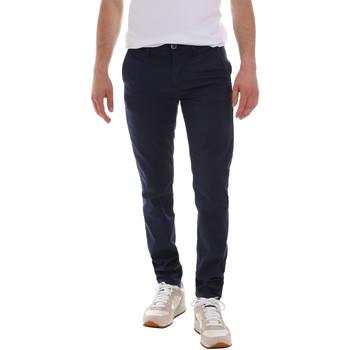 textil Hombre Pantalones chinos Sseinse PSE555SS Azul