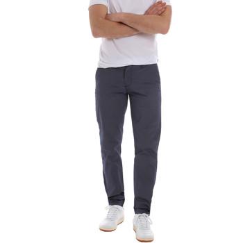 textil Hombre Pantalones chinos Sseinse PSE569SS Azul