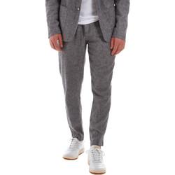 textil Hombre Pantalón de traje Sseinse PSE587SS Azul
