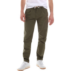 textil Hombre Pantalones chinos Sseinse PSE612SS Verde