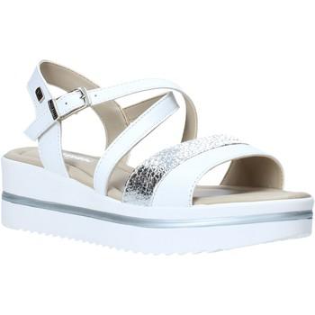 Zapatos Mujer Sandalias Valleverde 32320 Blanco