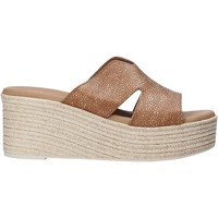 Zapatos Mujer Zuecos (Mules) Valleverde 34270 Marrón
