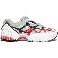 Zapatos Hombre Zapatillas bajas Saucony S70466 Blanco
