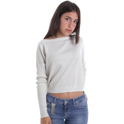 textil Mujer Jerséis Liu Jo MA0035 MA32H Blanco