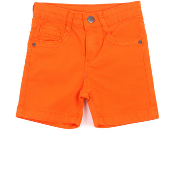 textil Niños Shorts / Bermudas Losan 015-9009AL Naranja