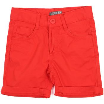 textil Niños Shorts / Bermudas Losan 015-9655AL Rojo