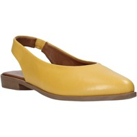 Zapatos Mujer Sandalias Bueno Shoes 9N0102 Amarillo
