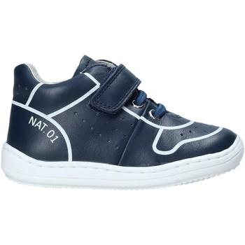 Zapatos Niños Zapatillas altas Naturino 2013463 01 Azul