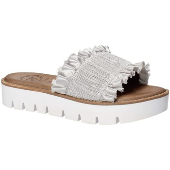 Zapatos Mujer Zuecos (Mules) 18+ 5812 Gris