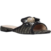 Zapatos Mujer Zuecos (Mules) Gold&gold A20 GK35 Negro