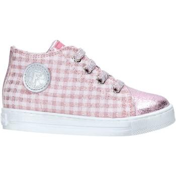 Zapatos Niña Zapatillas altas Falcotto 2014600 10 Rosado
