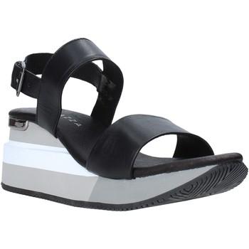 Zapatos Mujer Sandalias Apepazza S0HIGHSEA01/LEA Negro
