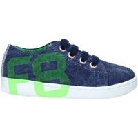 Zapatos Niños Zapatillas bajas Falcotto 2014671 02 Azul
