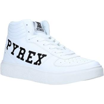 Zapatos Mujer Zapatillas altas Pyrex PY020207 Blanco