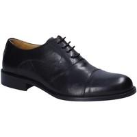 Zapatos Hombre Derbie Exton 6014 Negro