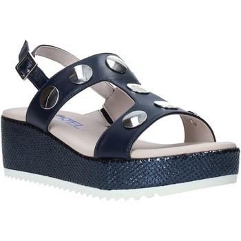 Zapatos Mujer Sandalias Comart 503430PE Azul