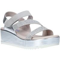 Zapatos Mujer Sandalias Comart 503428 Gris