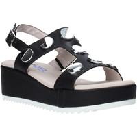 Zapatos Mujer Sandalias Comart 503430 Negro