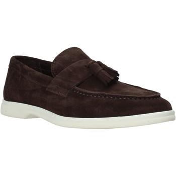 Zapatos Hombre Mocasín Marco Ferretti 161427MF Marrón